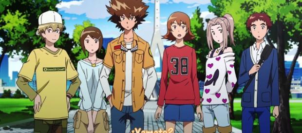 Tercera Ova de Digimon Adventure Tri