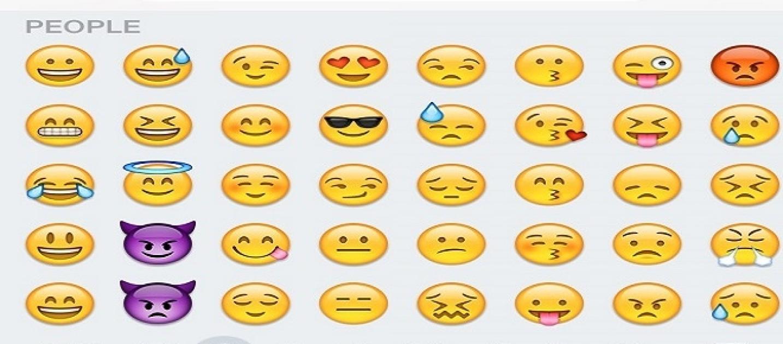 Qual il vero significato delle emoji di whatsapp - Significato delle tavole di rorschach ...
