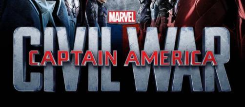 Captain America e Iron Man sula locandina di 'Civil War'.