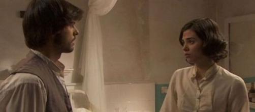 Il segreto, Maria indaga sulla fine di Gonzalo.