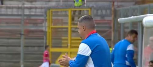 Il tecnico del Bari Andrea Camplone 'vede' i playoff Serie B 2016