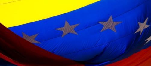 Imagen de bandera de Venezuela. Flickr