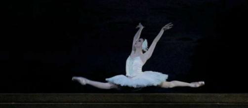 La bailarina Maria Francesca Garritano, también conocida como Mary Garret