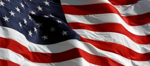 La bandiera degli Stati Uniti: le primarie 2016 sono al rush finale.