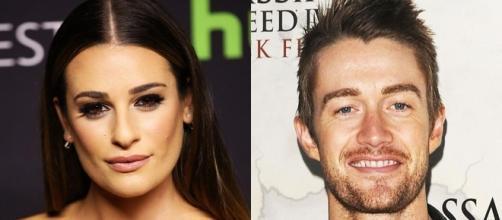 Lea Michele y Robert Buckley podrian ser la nueva pareja del momento