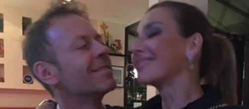 Rocco Siffredi ha festeggiato il compleanno con la moglie