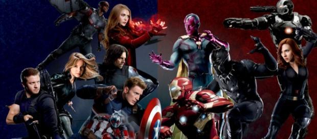 Cartel de Capitán América: Civil War