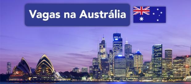 Confira as vagas abertas na Austrália.