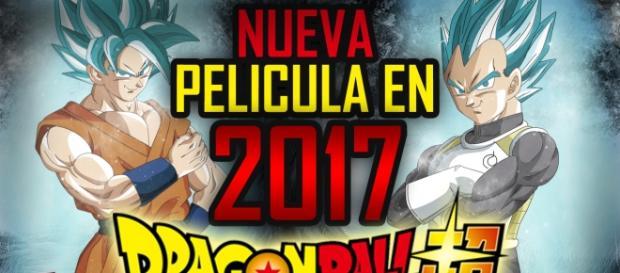 Dragon ball Super - Nueva película en 2017