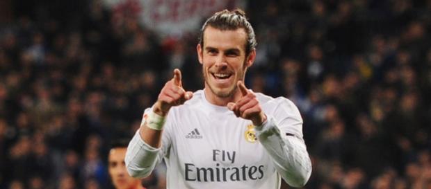 Gareth Bale anotó el gol del triunfo para los blancos.