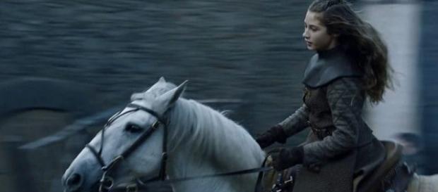 Lyanna Stark, eje central de 'Juego de Tronos'