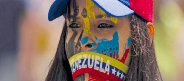 No hay libertad de expresión en Venezuela