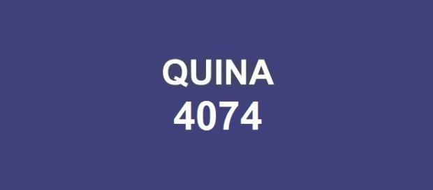 Prêmio de R$ 1,2 milhão; Resultado da Quina 4074 anunciado terça-feira, dia 3.