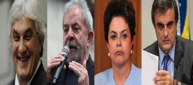Rodrigo Janot pede nvestigação de Dilma e Lula ao STF