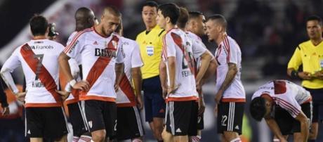 River Plate, campeón defensor, ha quedado eliminado de la Copa Libertadores de América