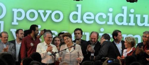 A chapa era Temer e Dilma, ambos devem ser expurgados