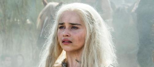 Daenerys Targaryen, en 'Oathbreaker'. HBO