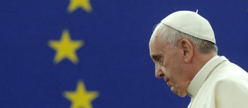 Il discorso di Papa Francesco ai vertici UE sui migranti