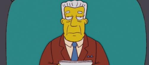 Kent Brockman (Presentador de Los Simpsons)