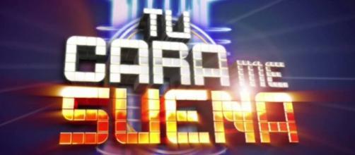 """Logo del programa """"Tu cara me suena"""""""