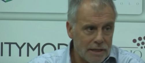 Piero Braglia, tecnico del Lecce, vuole i playoff Lega Pro 2016