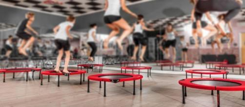 saltando sul trampolino si accelera il metabolismo