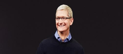 Tim Cook di Apple, promotore dell'intesa con Sap