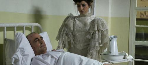 Una Vita, anticipazioni Spagna dal 9 al 13 maggio: Leandro padre, Ramon fuori pericolo.