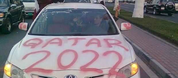 Le Qatar a réalisé un exploit en remportant l'organisation de la Coupe du Monde 2022 de football. Mais à quel prix ? (Photo : Kefah51)