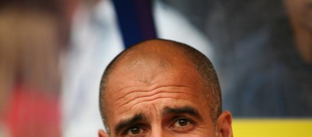 Pep Guardiola, futuro entrenador del City