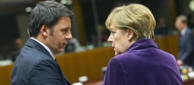 Renzi e Merkel c'è intesa sui migranti?