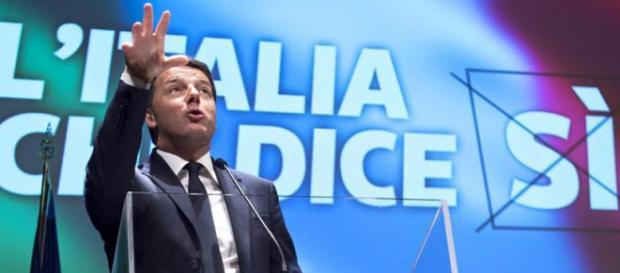 Renzi lancia i comitati per il sì al Referendum
