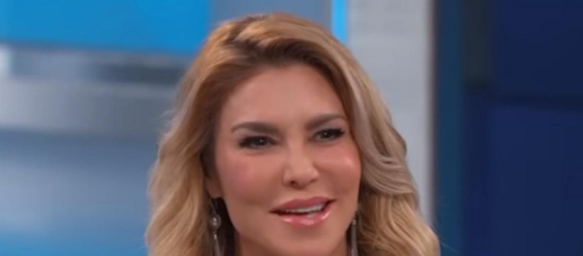 Brandi Glanville reveals that she picked up an Uber driver