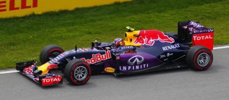 Daniil Kvyat, Red Bull, GP Canadá 2015