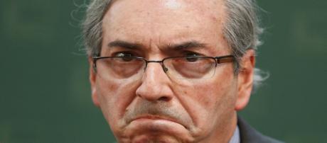 Deputado Eduardo Cunha foi afastado de seu cargo e da presidência da Câmara
