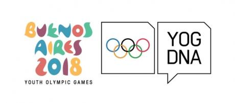 Emblema de los Juegos Olímpicos de la Juventud Buenos Aires 2018