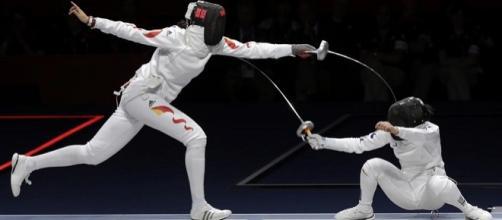 Esgrima é uma das modalidades das Olimpíadas Rio 2016