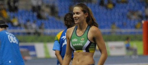Fabiana Murer é esperança brasileira de medalha olímpica no salto com vara