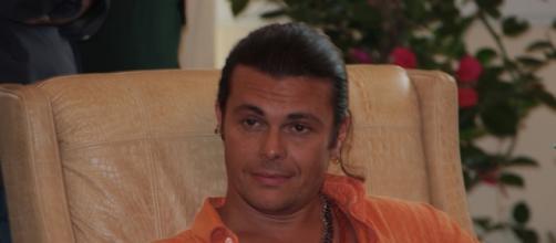 Gianluca Grignani ricoverato per abuso di alcol