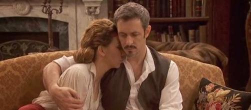 Il Segreto anticipazioni spagnole: Emilia e Alfonso in pericolo