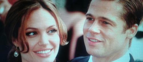 La bellissima coppia 'Angelina Jolie e Brad Pitt'