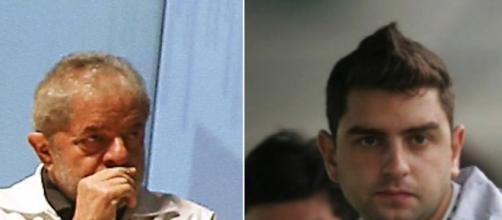 Luís Cláudio da Silva, filho do ex-presidente Lula se complicou na Operação Zelotes,da PF.