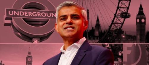 Sadiq Khan, candidato alla carica di sindaco di Londra.