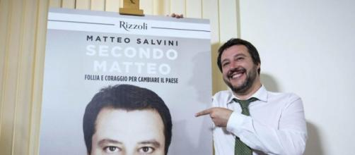 Saviano ha accostato il libro di Salvini al Mein Kampf