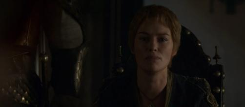 The look of Death from Cersei/Photo via YouTube