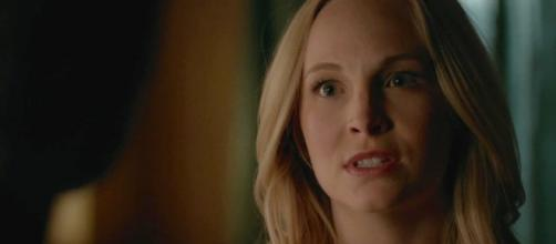The Vampire Diaries 7x21: Caroline Forbes
