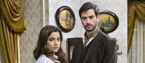 Una Vita: Manuela scopre il tradimento di Justo
