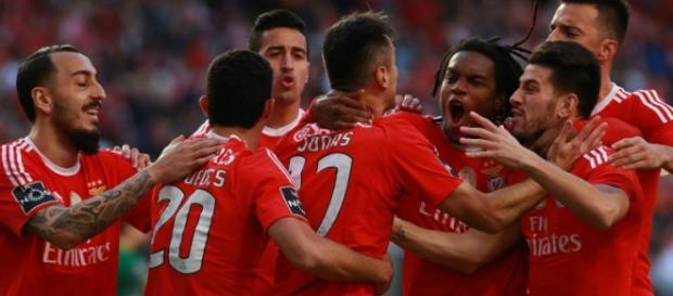 Benfica vai jogar contra o Marítimo