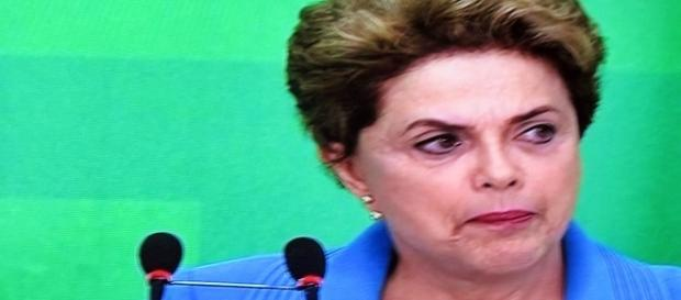 Dilma: significativa derrota no Senado