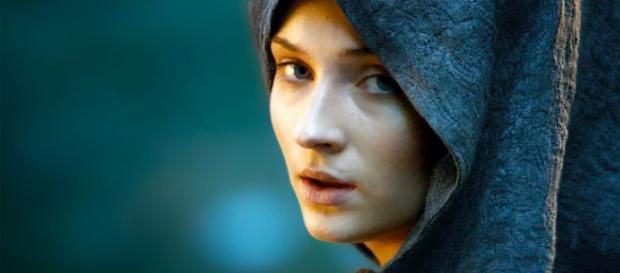 'É uma grande temporada para Sansa', diz Sophie Turner (Foto: Divulgação/HBO)